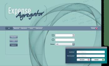 Conception de design pour les fenêtres d'une application
