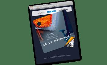 Création d'un mailing | Sièges de bureau | Vector by Simmis